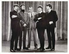 I remember watching the Ed Sullivan Show on Sunday nights while growing up in the 60s  I especially remember seeing the Beatles for the first time when they were on his show!