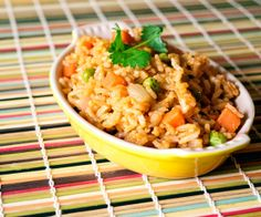 texmex food, mexicanstyl rice