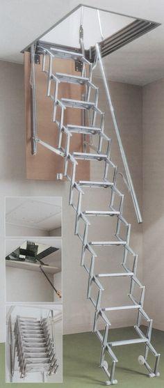 commercial loft ladders on pinterest ladder loft and steel. Black Bedroom Furniture Sets. Home Design Ideas