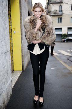 Hot Maryna Linchuk Image 49444 - more at http://modell.photos Topmodel Catwalk 2014 Fashion @modell.photos