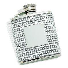 Crystal Flask 2.5oz