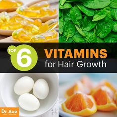 Vitamins for hair gr