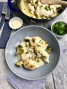 One-Pan Parmesan Caesar Chicken - Carrots 'N' Cake