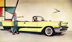 1957 DeSoto Fireflite Convertible