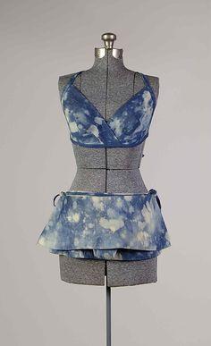 Serendipity 3 (American, opened 1954). Bikini, 1974. The Metropolitan Museum of Art, New York. Brooklyn Museum Costume Collection at The Metropolitan Museum of Art, Gift of the Brooklyn Museum, 2009; Gift of Stephen Bruce, 1983 (2009.300.8059a, b)