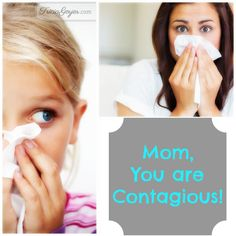 You are the most contagious person in your child's life. Your child may learn a singer's lyrics. He may wear a ballplayer's shoes. She may try to dress like that magazine model, but your children will catch how to live, how to love, how to serve, because you've rubbed off on them.
