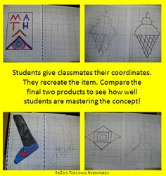 Working on graphing coordinates? This engaging activities literally had my students begging to do more!