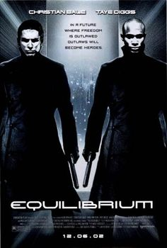 christians, movie theaters, christian bale, equilibrium 2002, scifi