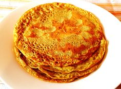 Socca (garbanzo flour crepes) are these them ? @Genelle Tilden