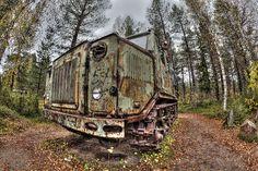 Tracked vehicle | Flickr - Photo Sharing!