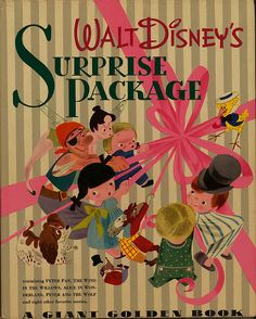 Mary Blair Cover - Surprise Package