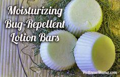 Bug-Off Lotion Bars