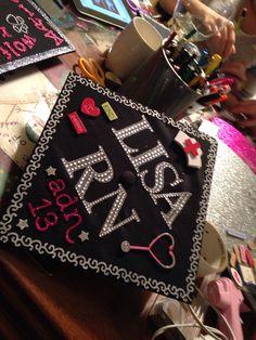 My Nursing Graduation cap!