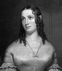 Julia Gardiner Tyler, First Lady 1844-1845, Second wife of John Tyler