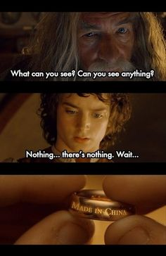 lord of the rings, funny pictures