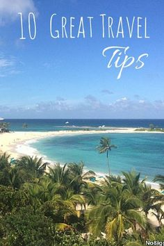 10 Great Travel Tips
