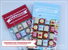 Teachers are Treasures {Free Download}