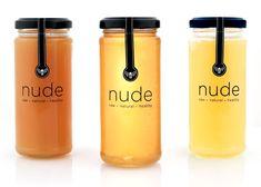 Nude Bee Honey Co. - Designed by Edward Okun