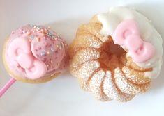Hello Kitty + Mr Donut ;D