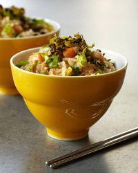 Shrimp Fried Rice Recipe on Food & Wine
