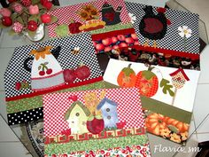 Panos de copa by flavia_sm1963, via Flickr-This lady does some of the most cutest tea towels!  AWESOME!