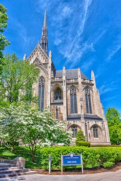 Heinz Cathedral    Heinz Cathedral  Pittsburgh, Pennsylvania