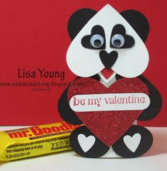 Add Ink and Stamp: Holidays-Valentines Day