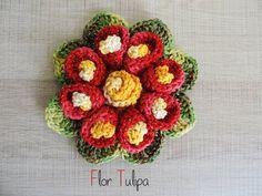 Flor Tulipa - YouTube