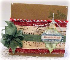 JustRite Christmas Card designe by Melissa Bove