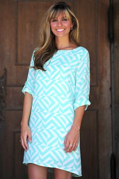 EVERLY: Think Outside The Box Dress