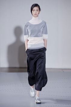 The Top 11 Trends For Spring 2014: Be a Slouch - Jil Sander Spring 2014