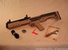 Guns on Pinterest   Springfield Armory, Guns and Rifles  Ksg 12 Tan
