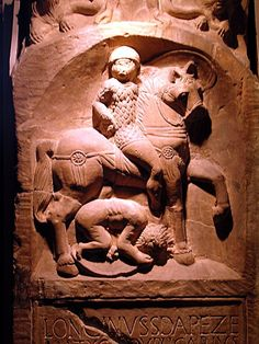 Thracian relief