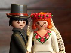 Playmobil Wedding Couple