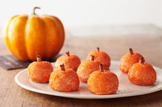 OREO-Pumpkin Cookie Balls recipe