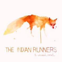 Conrad Roset... Tattoo Idea, Watercolor, Fox, Conradroset, Art, Indian Runner, A Tattoo, Illustr, Conrad Roset