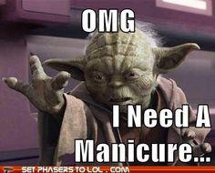 Manicure need it!!!