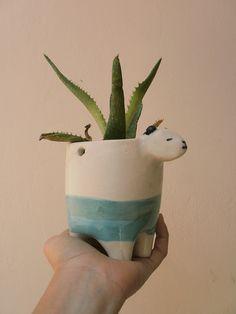 planter animal, #garden