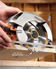 Circular Saw tips and techniques #Circular Saw #power tools #projects #woodworking