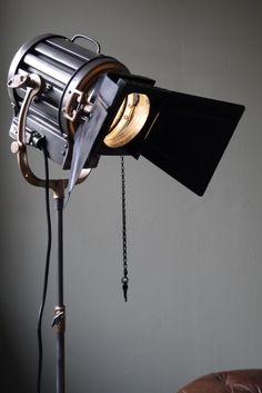 vintage stage movie lights on pinterest 244 pins. Black Bedroom Furniture Sets. Home Design Ideas