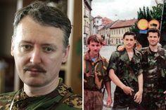 Igor Strelkov: Key MH17 Crash Suspect Linked to Massacre of 3,000 Bosnian Muslims in 1992