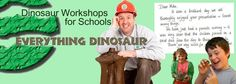 Super website with lots of dinosaur and fossil related teaching resources aimed at the national curriculum (working scientifically).  Lots of tips, articles, lesson plans and free downloads.