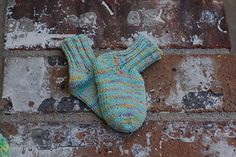 SHORT ROW HEEL SOCK PATTERN - CLOTHES PATTERNS