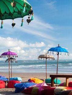 Kuta Beach, Indonesia