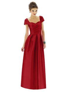 Alfred Sung Style D577 http://www.dessy.com/dresses/bridesmaid/d577/#.Ux-JBNxbTwJ