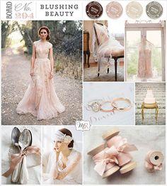 Board #294: Blushing Beauty