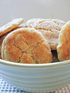 Mrs. Sigg's Snickerdoodles | www.tasteandtellblog.com Cookies Monsters ...