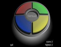 Simon for the Smartboard!