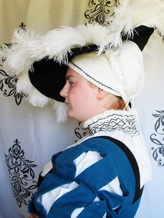 Frau and Landsknechte hat tutorial.