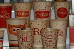 Soda Paper Cups